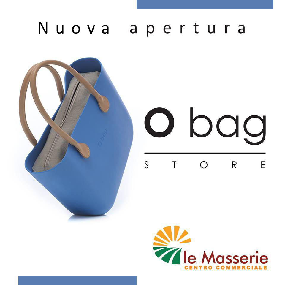 O Bag Centro Commerciale Le Masserie